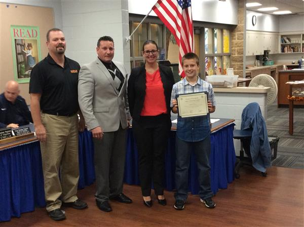 Liberty October Student of the Month Photo